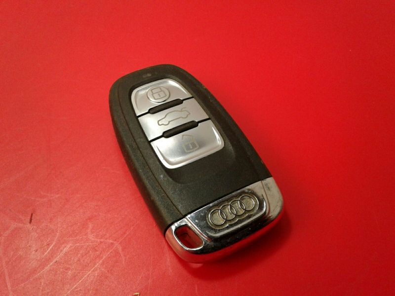 Chave AUDI Q5 (8RB) | 08 - 17