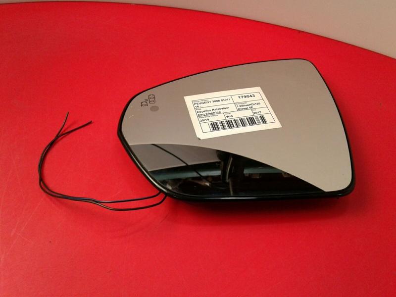 Espelho Retrovisor Esq Electrico PEUGEOT 3008 SUV (M_) | 16 -