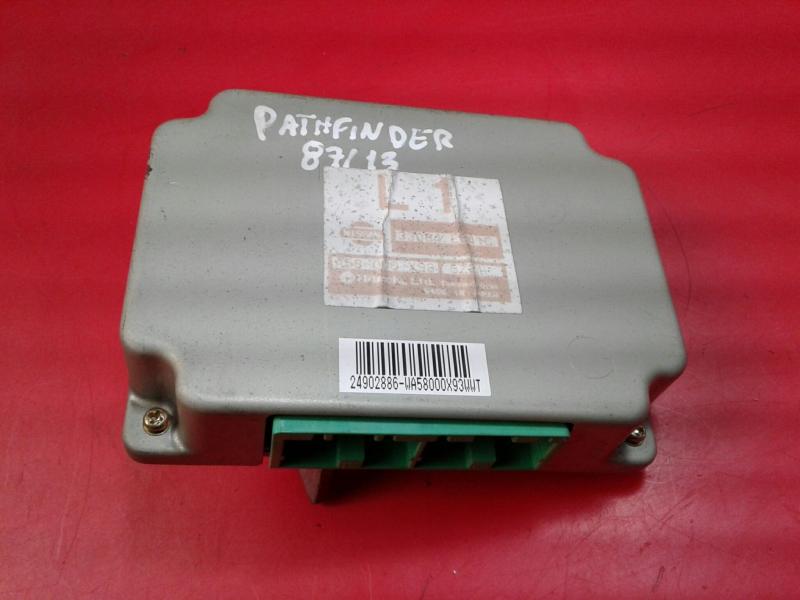 Centralina Caixa Velocidades | ECU NISSAN PATHFINDER III (R51) | 05 -