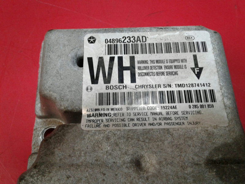 Centralina do Airbag JEEP GRAND CHEROKEE III (WH, WK)   04 - 11