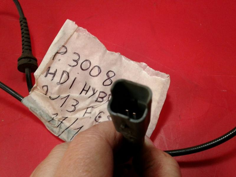 Sensor do ABS Frt Esq PEUGEOT 3008 Veículo multiuso (0U_) | 09 - 17