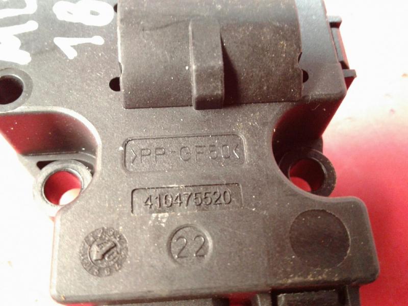 Atuador da Comporta de Ar MERCEDES-BENZ M-CLASS (W164) | 05 - 12