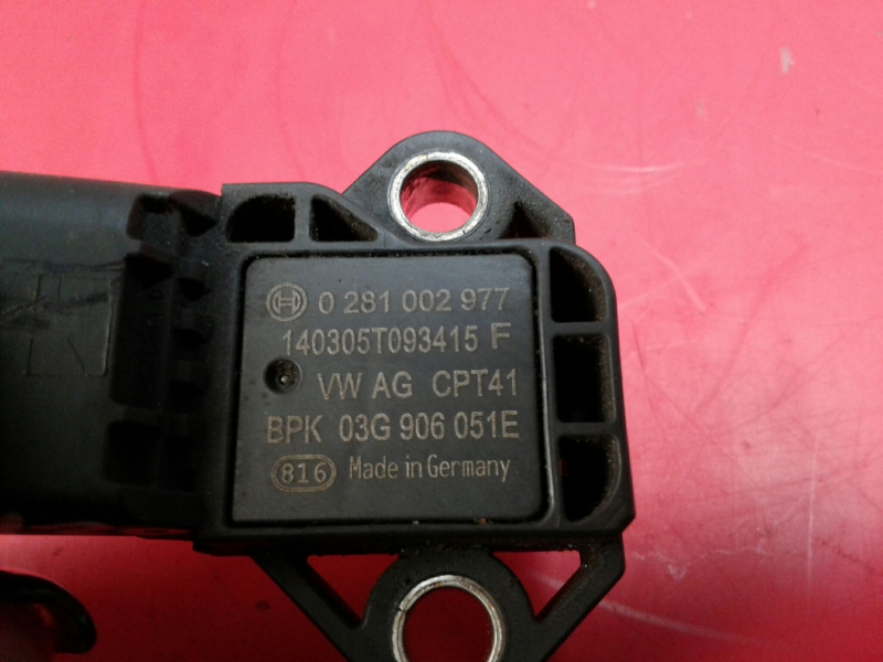 Sensor de Ar VOLKSWAGEN CADDY III Caixa (2KA, 2KH, 2CA, 2CH) | 04 - 15