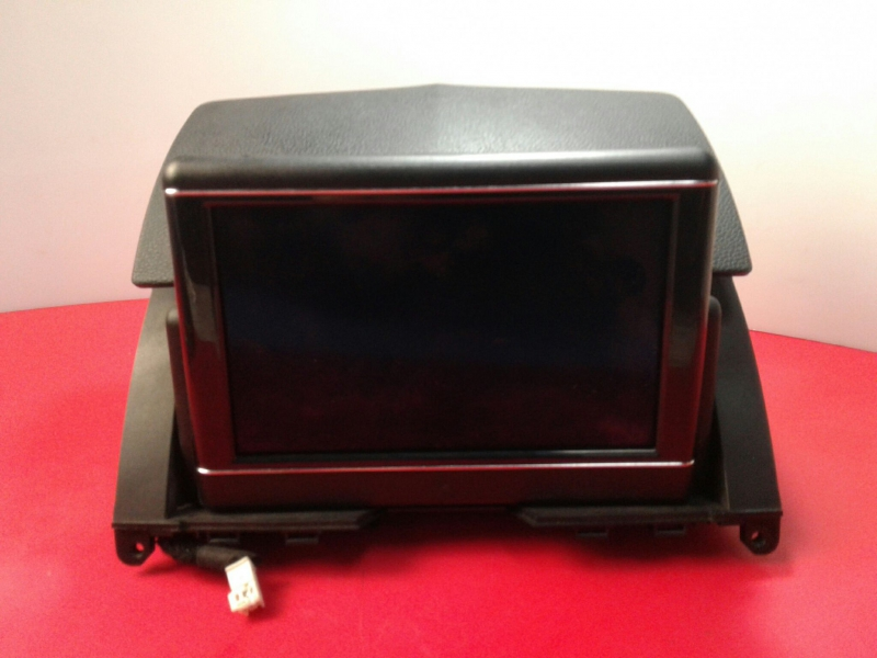 Display do Radio MERCEDES-BENZ C-CLASS (W204) | 07 - 15