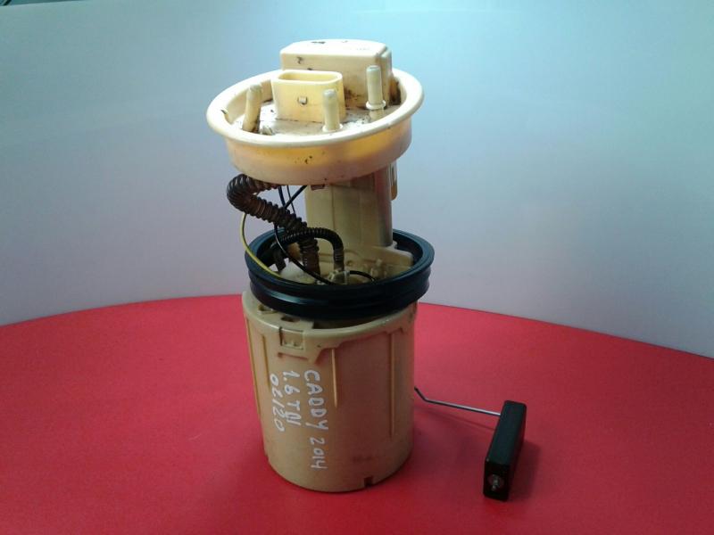 Boia do Combustível VOLKSWAGEN CADDY III Caixa (2KA, 2KH, 2CA, 2CH) | 04 - 15