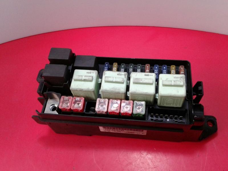 Caixa Fusiveis | SAM | Module MINI MINI (R50, R53) | 01 - 06
