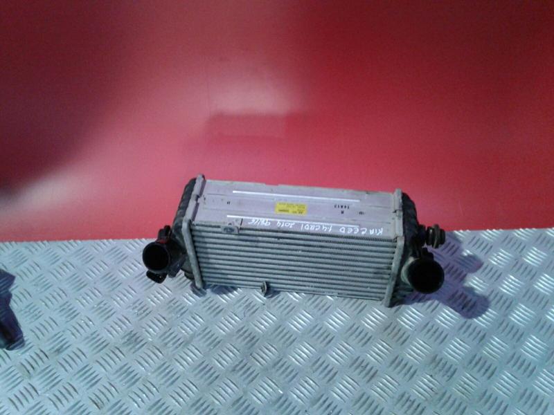 Radiador do Intercooler KIA CEED (JD)   12 -