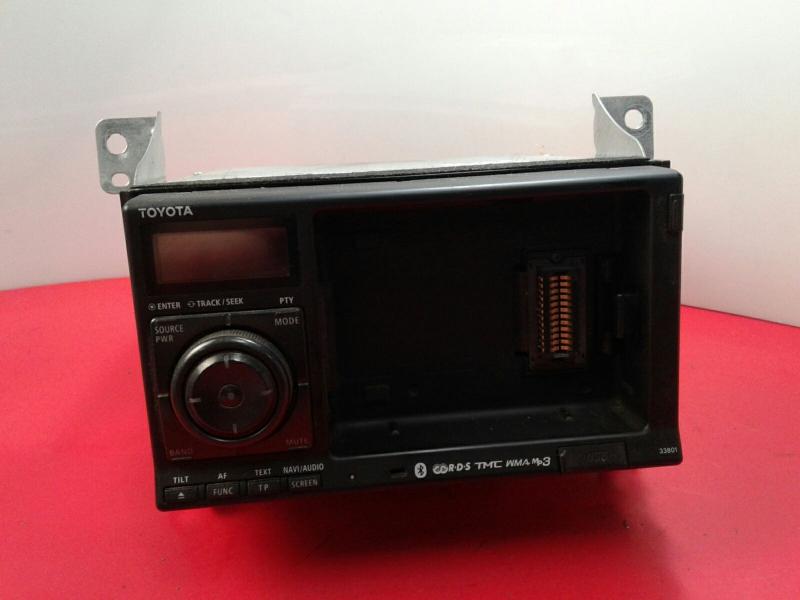 Auto-rádio (GPS) TOYOTA YARIS (_P9_) | 05 - 14
