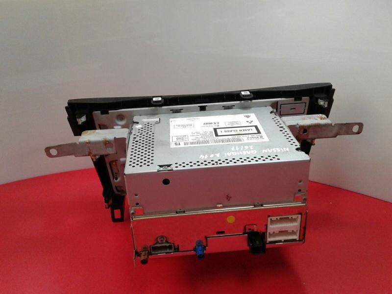 Auto-rádio (GPS) NISSAN QASHQAI II (J11, J11_) | 13 -