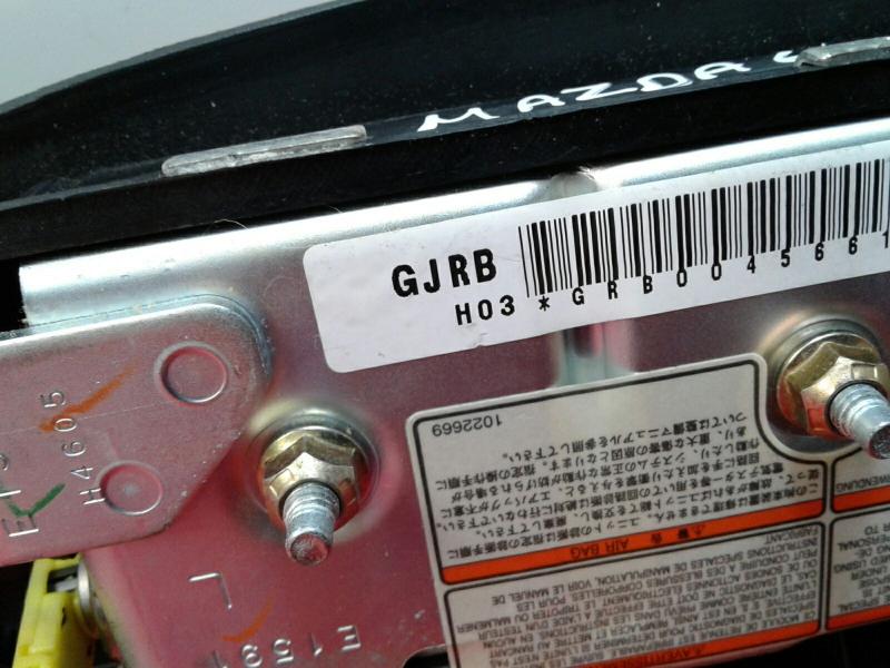 Airbag Banco Frente Esquerdo MAZDA 6 Hatchback (GG)   02 - 08