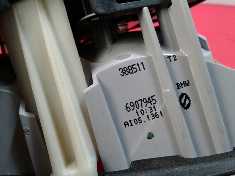 Farolim da mala esquerdo BMW 3 (E46) | 97 - 05