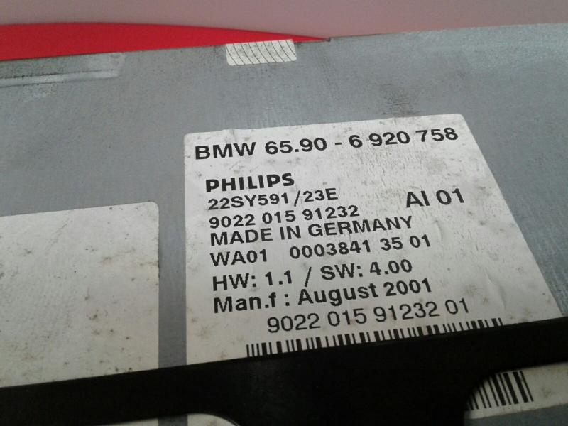 Leitor de Navegacao do GPS BMW 3 (E46) | 97 - 05