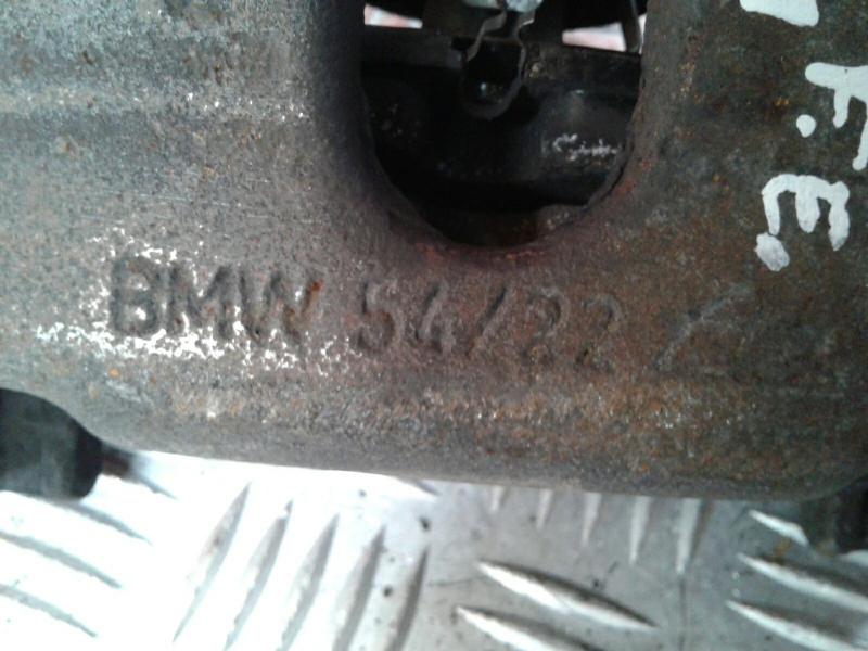 Bombito Frente Esquerdo BMW 3 (E46)   97 - 05