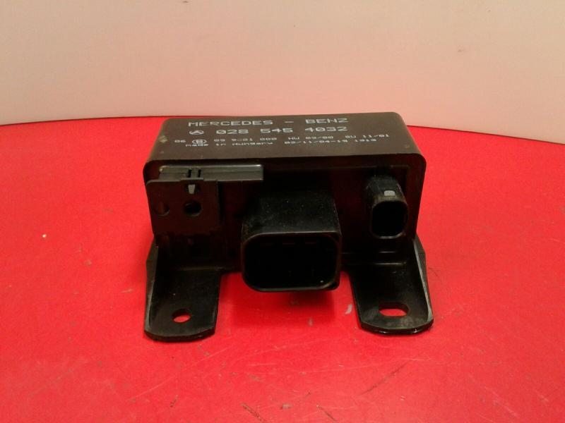 Temporizador das Velas MERCEDES-BENZ S-CLASS (W220) | 98 - 05