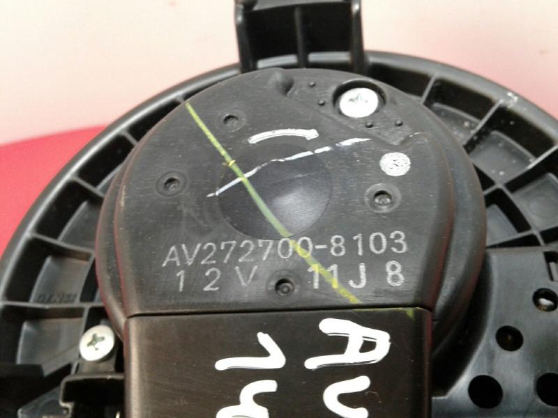 Motor da Sofagem TOYOTA AURIS (_E15_)   06 - 12