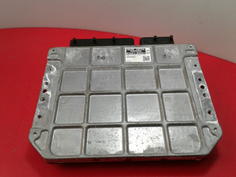 Centralina do Motor | ECU TOYOTA AURIS (_E15_) | 06 - 12