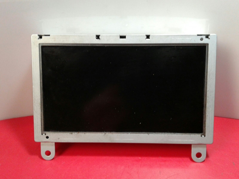 Display do Radio OPEL INSIGNIA A (G09) | 08 - 17