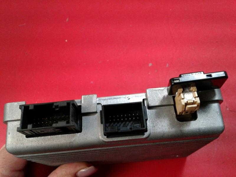 Modulo Central do Bluetooth OPEL INSIGNIA A (G09) | 08 - 17