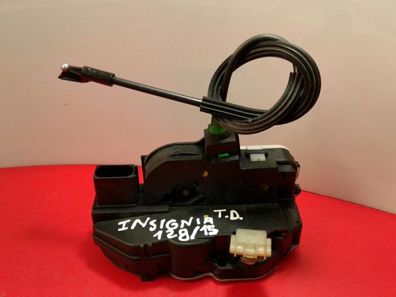 Motor Limpa Vidros Tras OPEL INSIGNIA A (G09) | 08 - 17