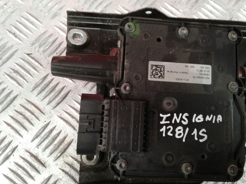 Motor do Travao Eletrico OPEL INSIGNIA A (G09) | 08 - 17