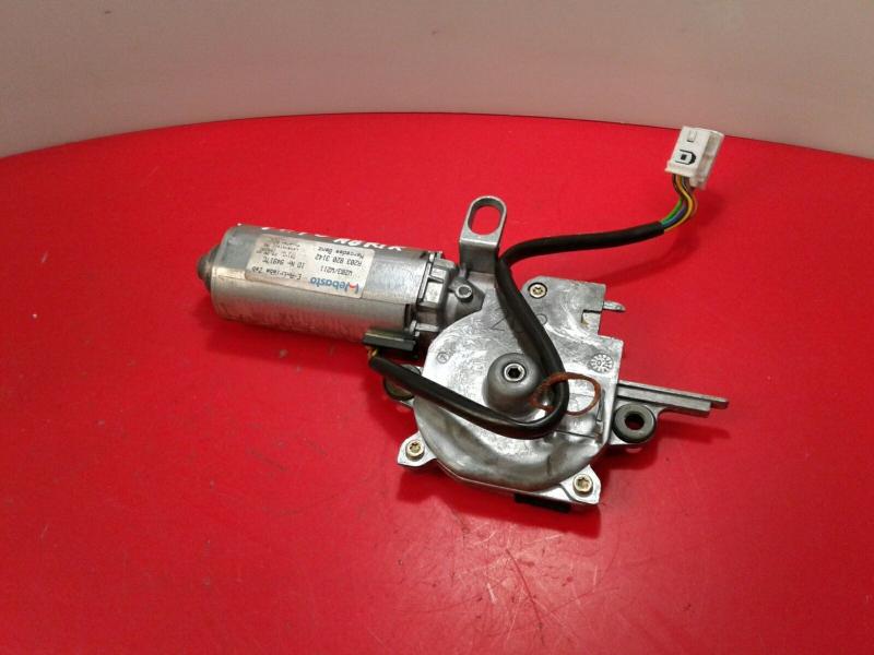 Motor Tecto de Abrir MERCEDES-BENZ CLK (C209) | 02 - 10