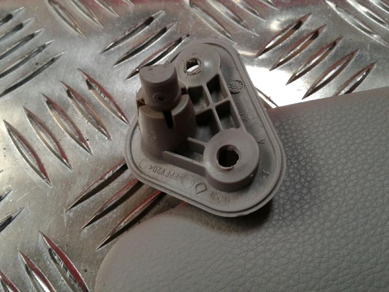 Pala de Sol Dir BMW 3 (E90) | 04 - 12