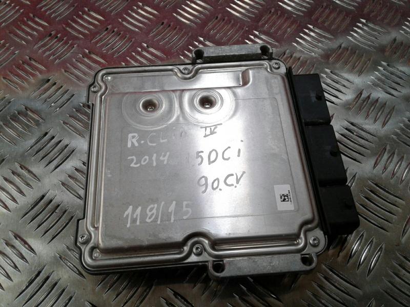 Centralina do Motor | ECU RENAULT CLIO IV (BH_) | 12 -