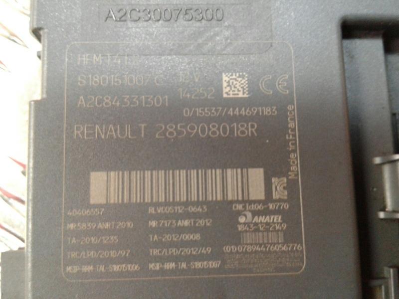 Modulo / Rele RENAULT CLIO IV (BH_) | 12 -