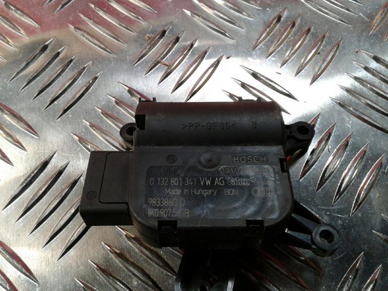 Atuador da Comporta de Ar SEAT LEON (1P1) | 05 - 13