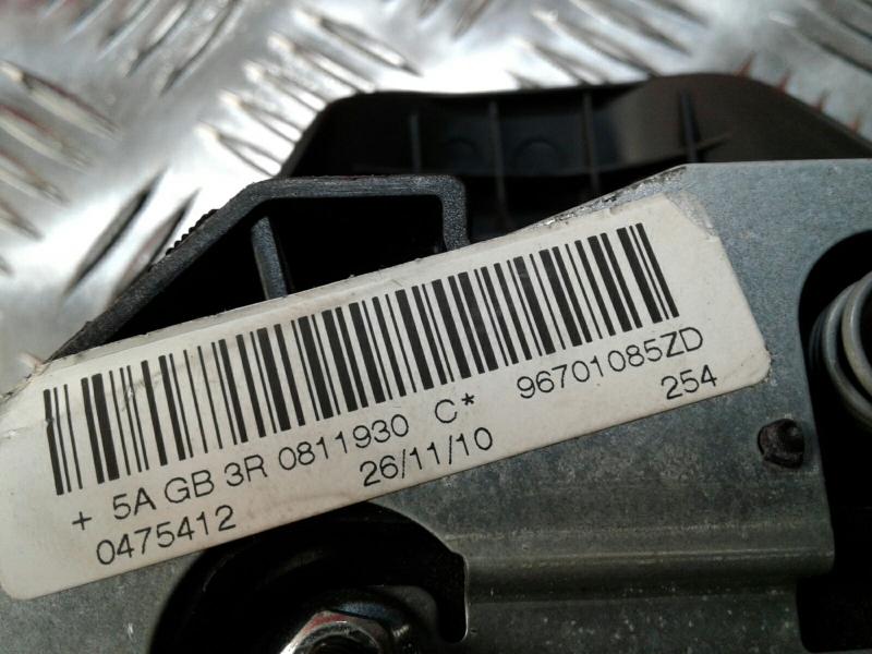 Airbag Condutor PEUGEOT 207 (WA_, WC_) | 06 - 15