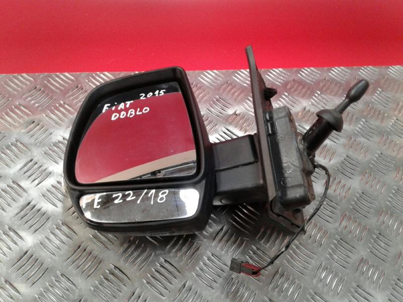 Espelho Retrovisor Esquerdo FIAT DOBLO Caixa/Combi (263_) | 10 -