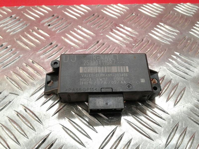 Modulo dos Sensores de Parque RENAULT CLIO IV Caixa | 14 -