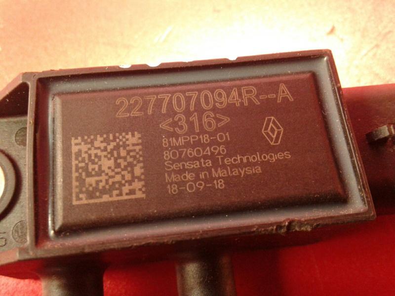 Sensor de Pressao NISSAN QASHQAI II (J11, J11_) | 13 -