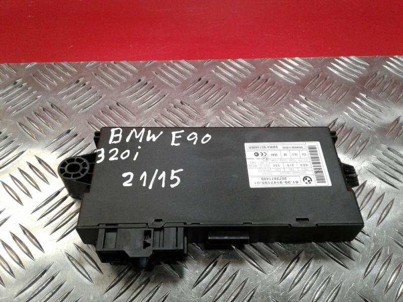 Modulo Central do Bluetooth BMW 3 (E90) | 04 - 12