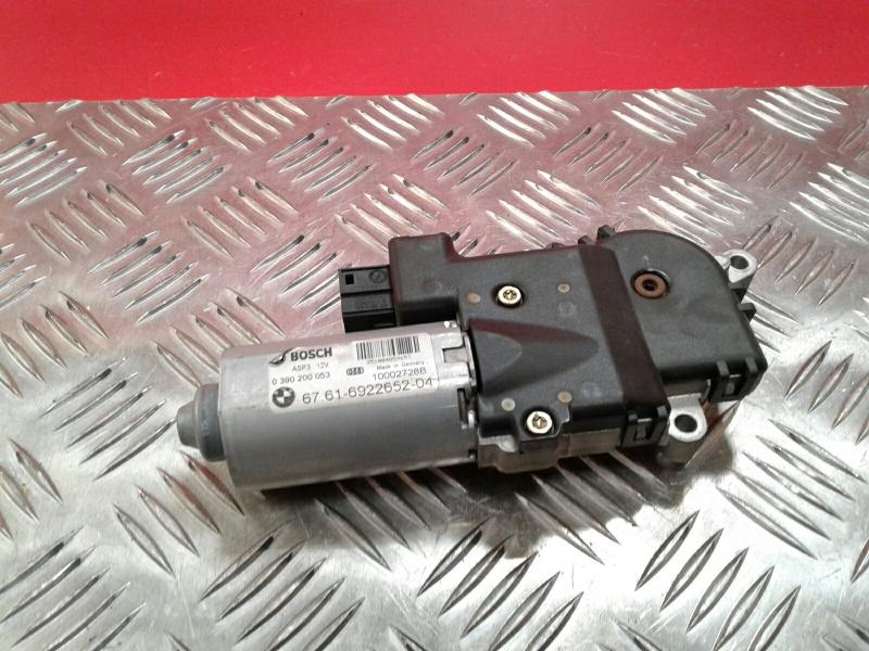 Motor Tecto de Abrir BMW X3 (E83) | 03 - 11