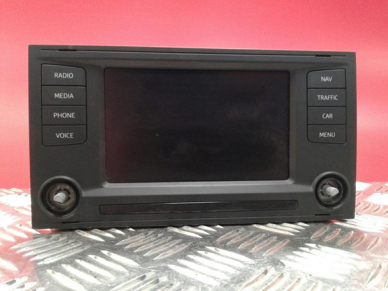 Auto-rádio (GPS) SEAT LEON ST (5F8) | 12 -