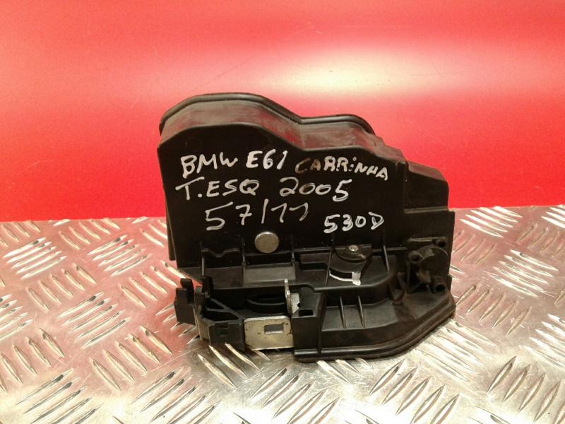 Pretensor Banco Esquerdo BMW 5 (E60) | 01 - 10
