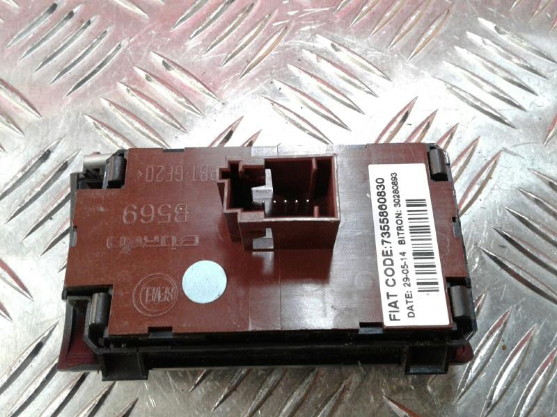 Interruptor Luzes CITROEN JUMPER Caixa | 06 -