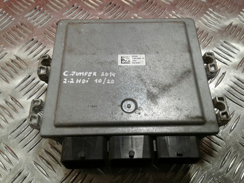 Centralina do Motor | ECU CITROEN JUMPER Caixa | 06 -