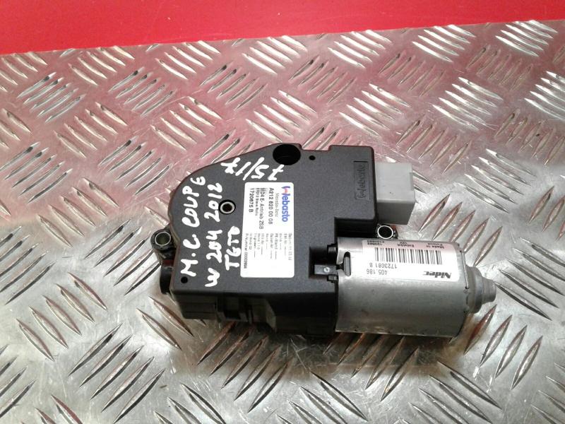 Motor Tecto de Abrir MERCEDES-BENZ C-CLASS Coupé (C204) | 11 -