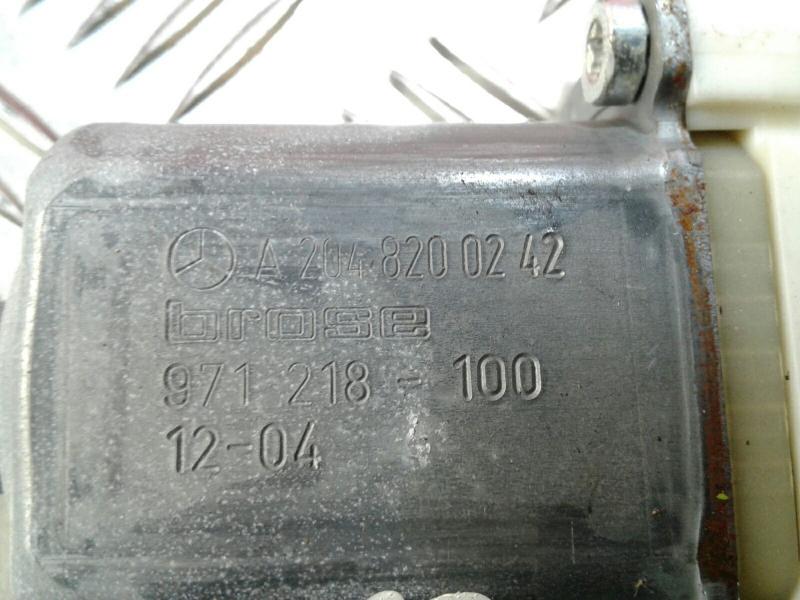 Motor Elevador Frente Esquerdo MERCEDES-BENZ C-CLASS Coupé (C204)   11 -