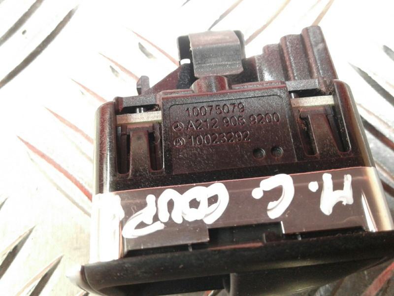 Interruptor / Botoes MERCEDES-BENZ C-CLASS Coupé (C204) | 11 -