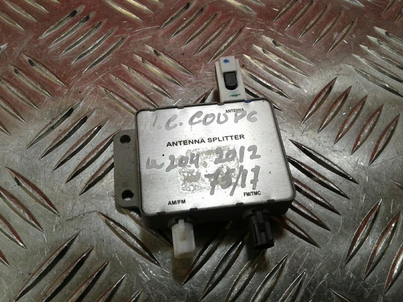 Modulo da Antena MERCEDES-BENZ C-CLASS Coupé (C204) | 11 -