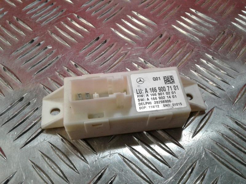 Modulo da Antena MERCEDES-BENZ C-CLASS Coupé (C204)   11 -