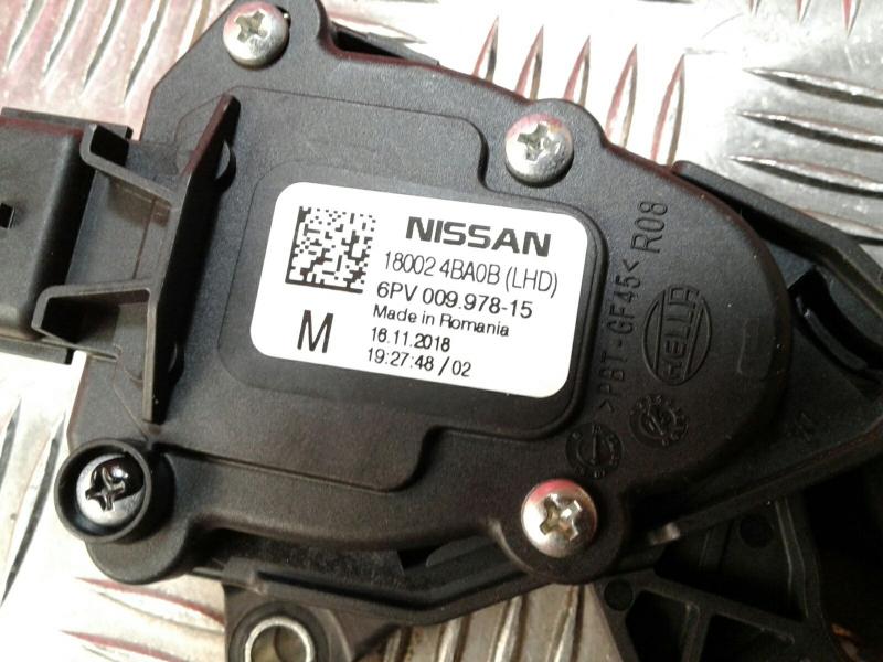 Pedal Acelerador NISSAN QASHQAI II (J11, J11_) | 13 -