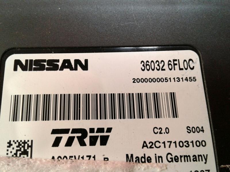 Modulo / Rele NISSAN QASHQAI II (J11, J11_)   13 -