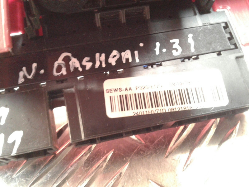 Modulo / Rele NISSAN QASHQAI II (J11, J11_) | 13 -