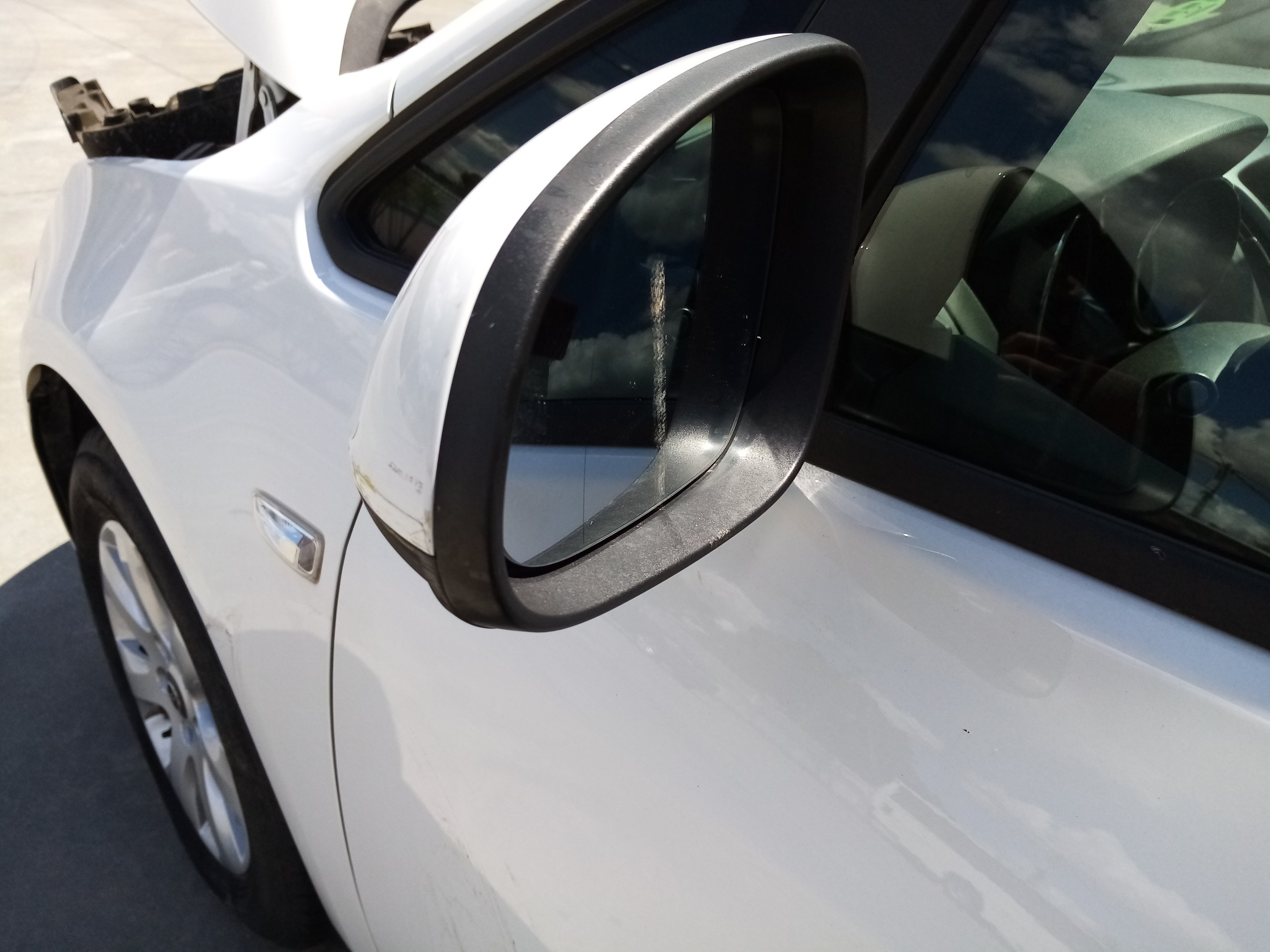 Espelho Retrovisor Esquerdo Electrico (20215208).