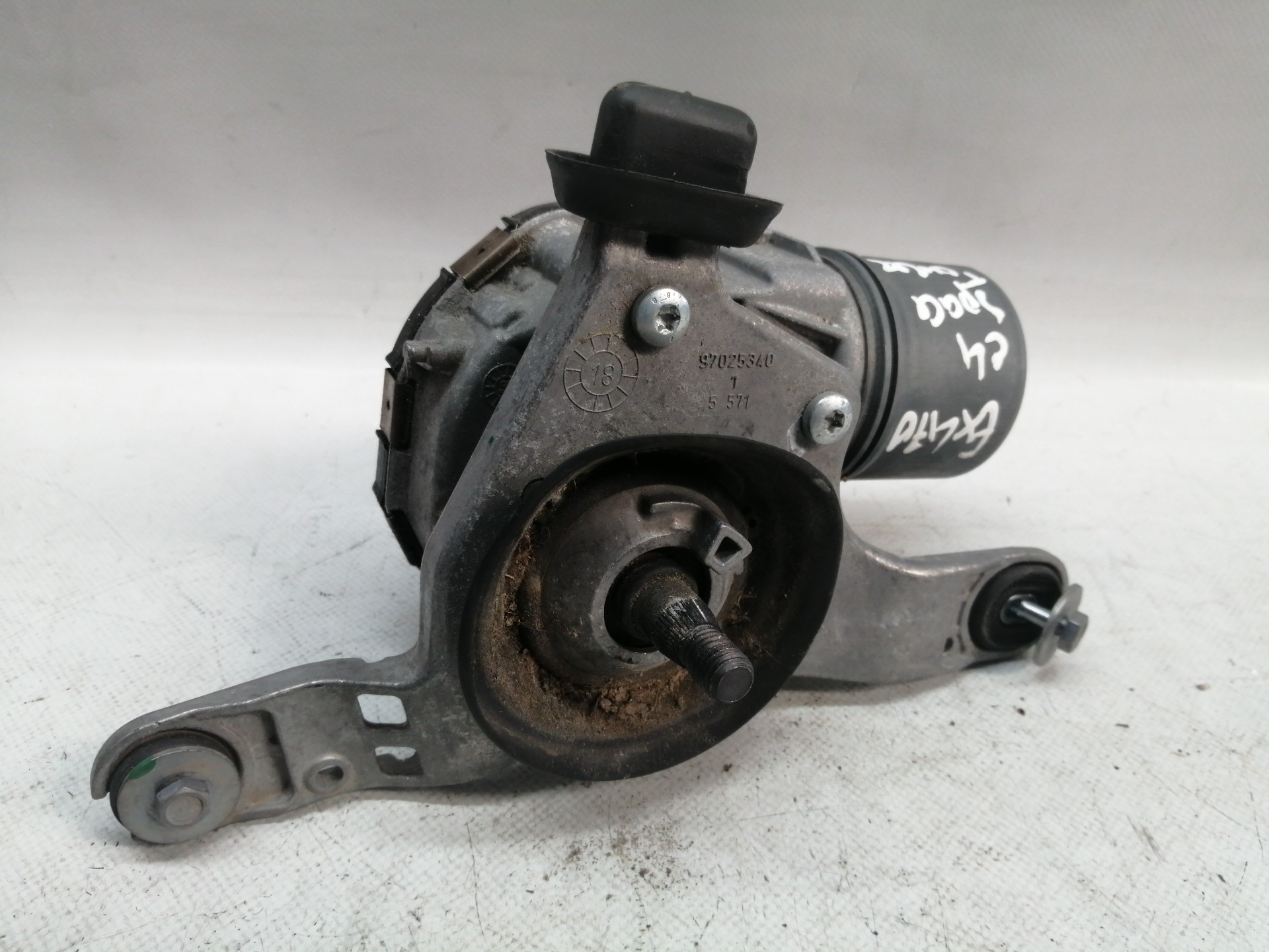 Motor Limpa Vidros Frente (20216181).