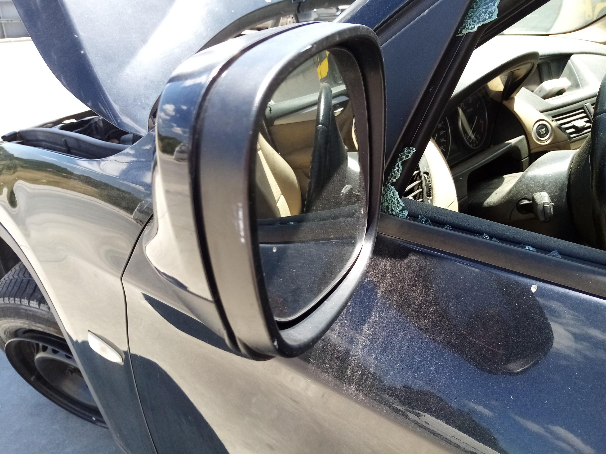 Espelho Retrovisor Esquerdo Electrico (20216378).